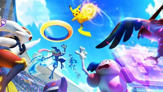 Foto: (Reprodução/Pokémon Unite)