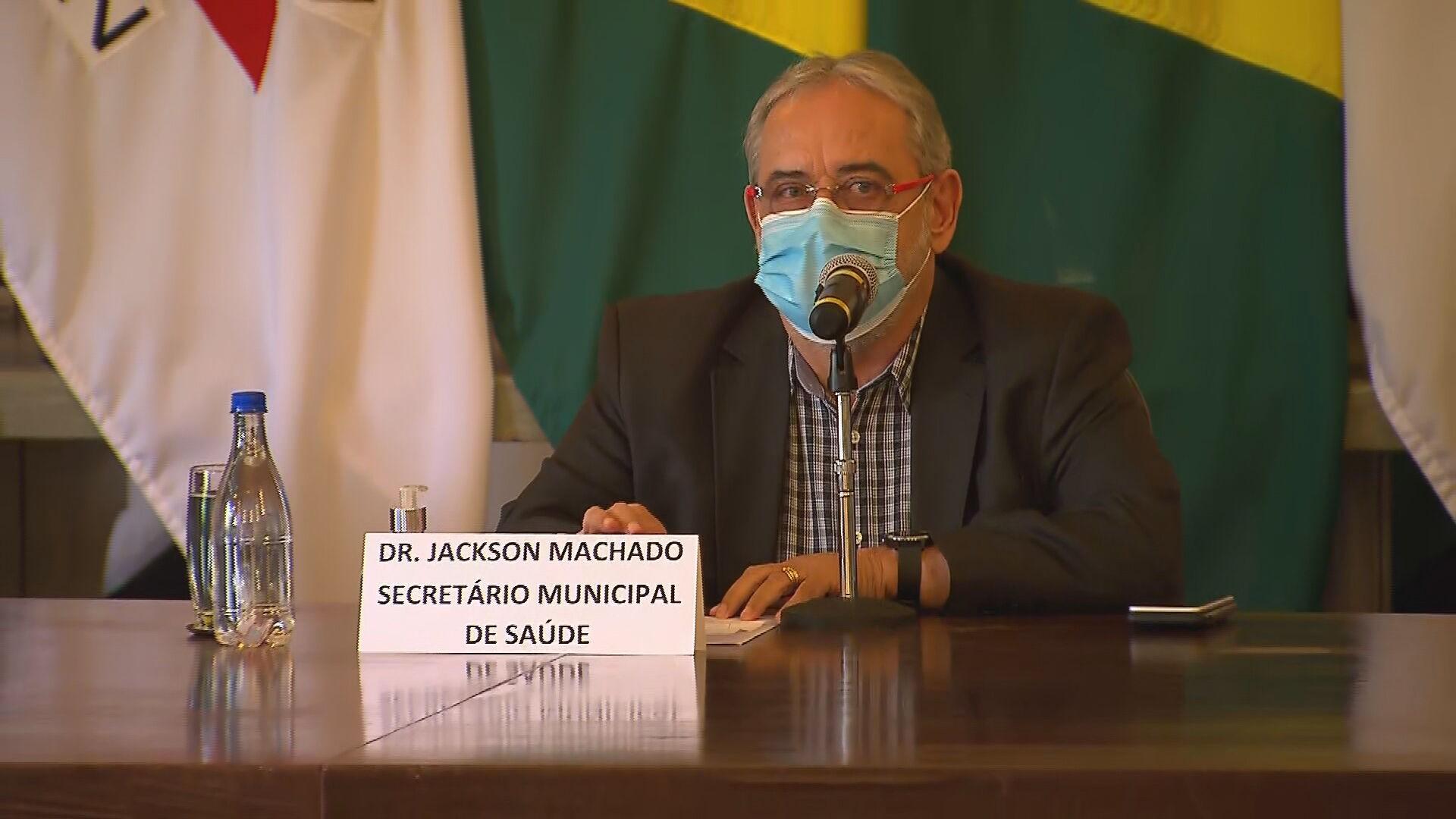 Secretário municipal de Saúde de BH presta depoimento à CPI da Covid-19 nesta quinta-feira