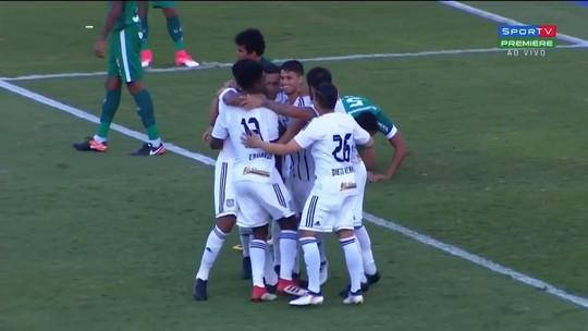 Os gols da vitória do Figueirense sobre o Goiás pela Série B