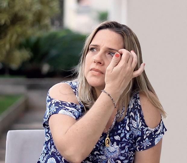 Renata Andrejuck sofreu três abortos, mas não desistiu do sonho da família grande. (Foto: Amanda Filippi)