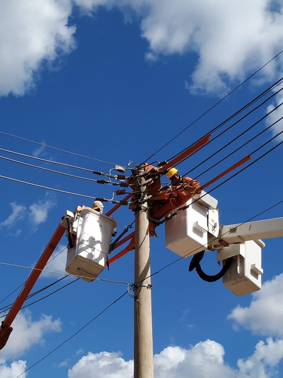 Cemig realiza instalação de religador no Bairro Gameleira em Uberaba nesta quarta; energia será desligada em parte da cidade