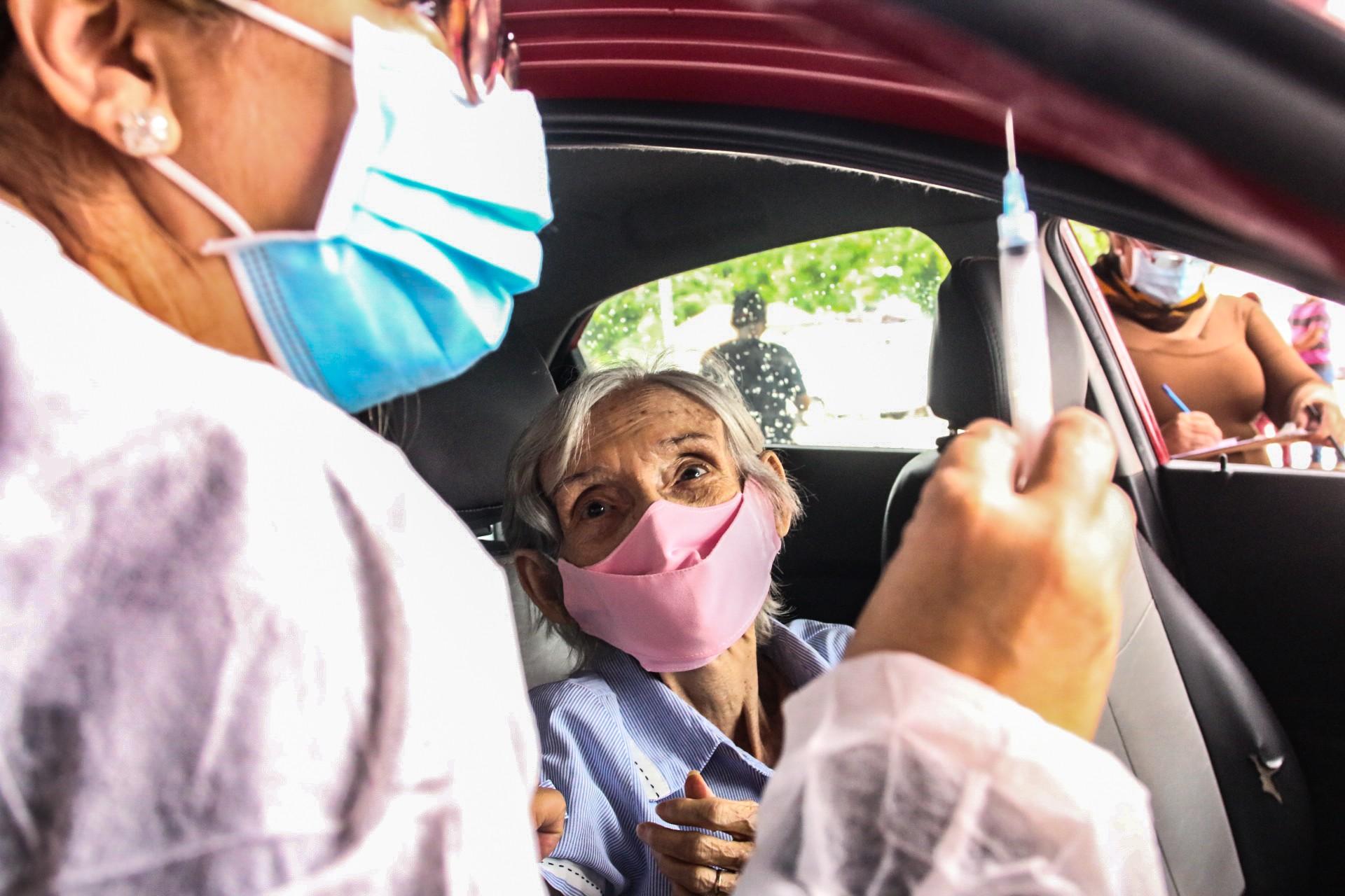 Sem estoque, Saúde de Rio Branco volta a suspender aplicação da 1ª dose da vacina contra a Covid-19