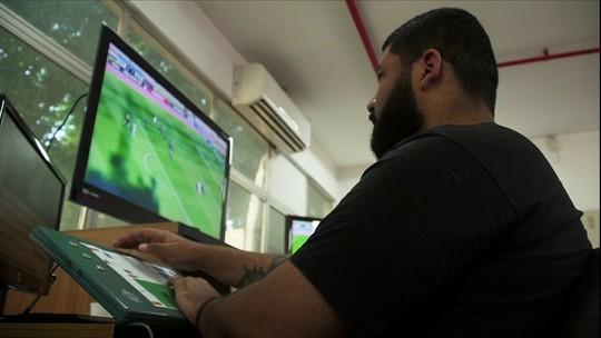 Veja como funciona o sistema de scout que monitora os jogos do Brasileirão