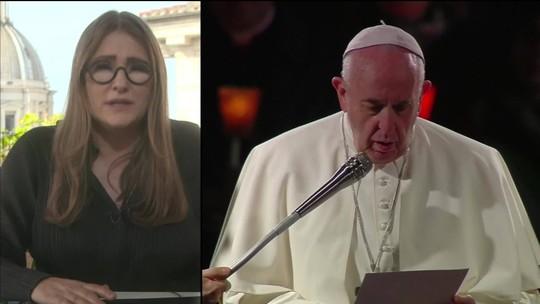 Papa Francisco celebra neste sábado a vigília pascal