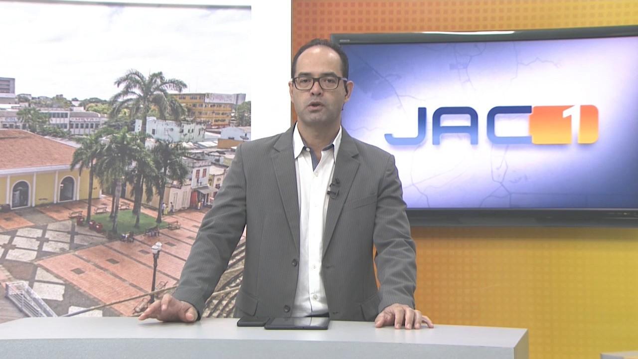 Veja a íntegra do JAC 1 desta quinta-feira, 15 de outubro