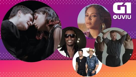 Sam Smith livre, Beyoncé em dobro e mais sertanejo, funk e indie-pop para dançar; G1 Ouviu