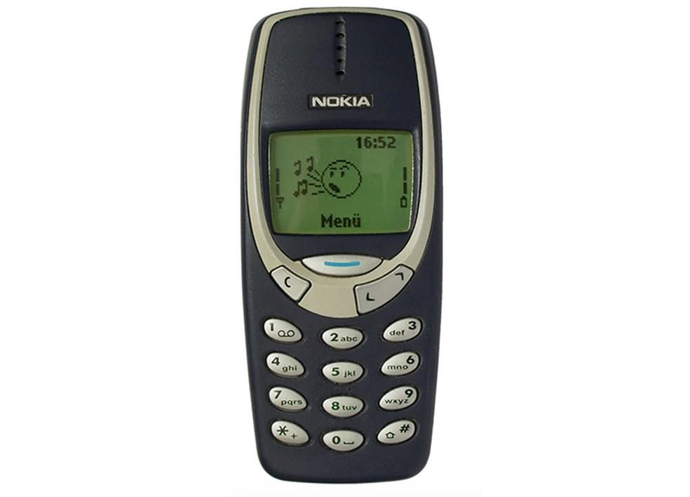 Toques polifônicos eram vendidos pelas operadoras no início dos anos 2000 — Foto: Divulgação/Nokia