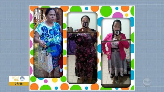 Depois de anos de tentativas, pedagoga emagrece 26kg e se torna exemplo de dedicação