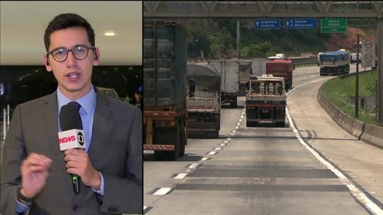 Diretoria da ANTT suspende tabela de frete dos caminhoneiros publicada na semana passada