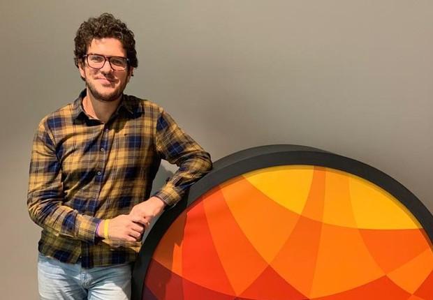 Sergio Pinto, gerente executivo de inovação da BRF (Foto: Divulgação/BRF)