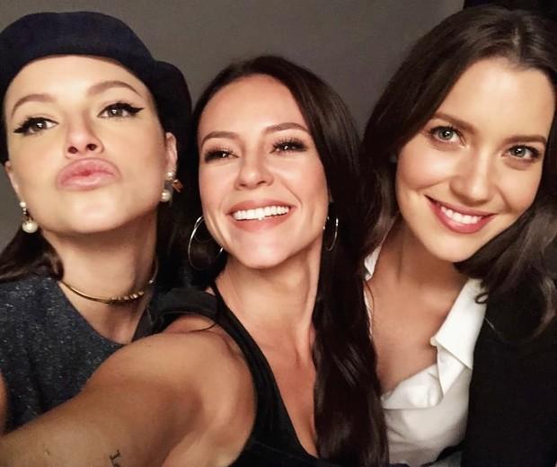 Agatha Moreira, Paolla Oliveira e Nathalia Dill (Foto: Reprodução/Instagram)