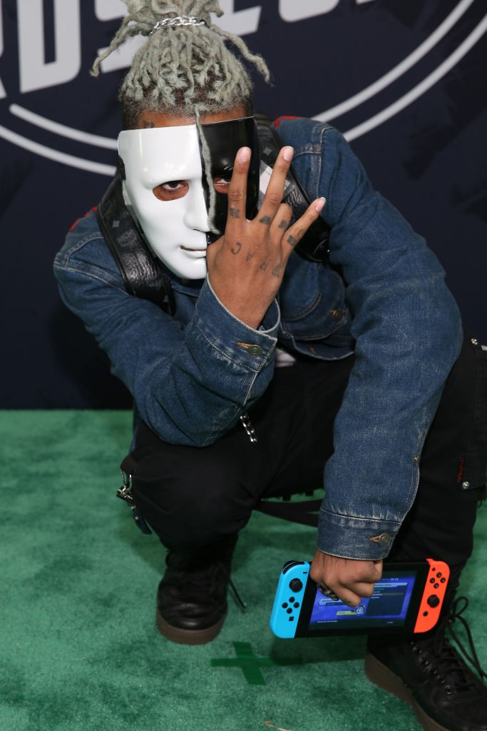 Rapper XXXTentacion (Foto: Getty Images)