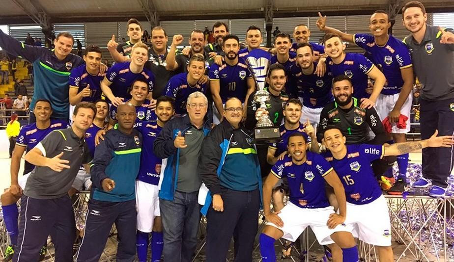 Brasil vence Colômbia e conquista o Zonal Norte da Liga Sul-Americana