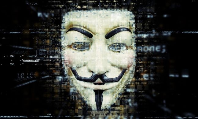 Hack, digital, anônimo, internet (Foto: Pixabay)