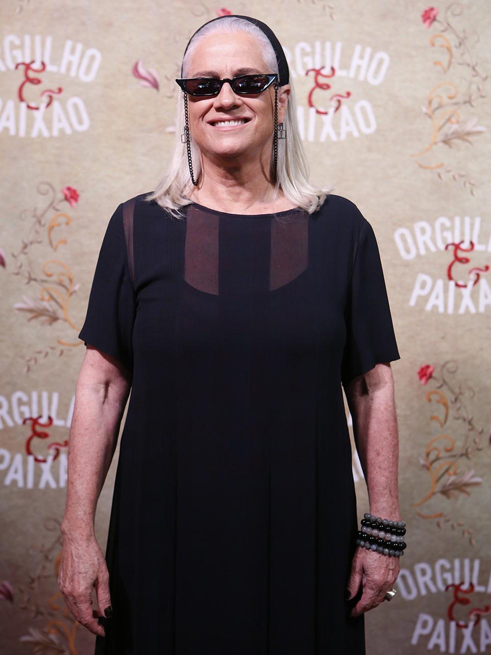 Vera Holtz será Ofélia Benedito, personagem que tem cinco filhas  (Foto: Fábio Rocha/Gshow)