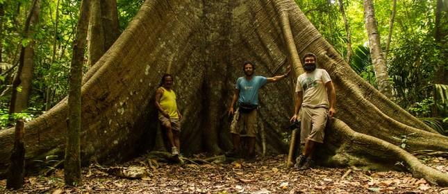 Jamaraqua, uma das paradas da expedição