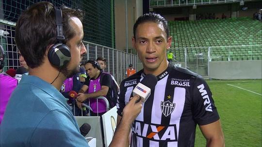 """Ricardo Oliveira fala sobre conselhos para Denilson: """"É um menino bom"""""""