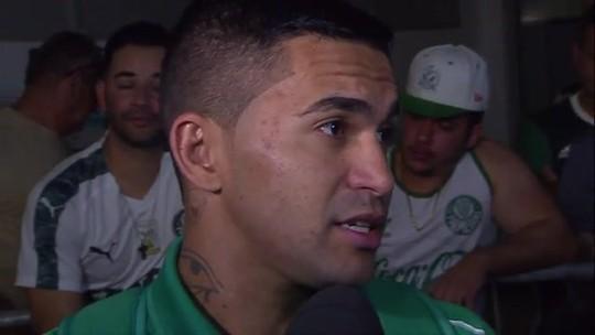 """Dudu torce contra o Flamengo, diz que Palmeiras não desistiu do título, mas admite: """"Muito difícil"""""""