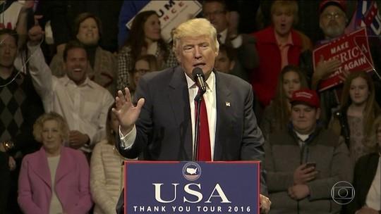 Trump escolhe James Mattis, o 'Cachorro Louco', para a Defesa