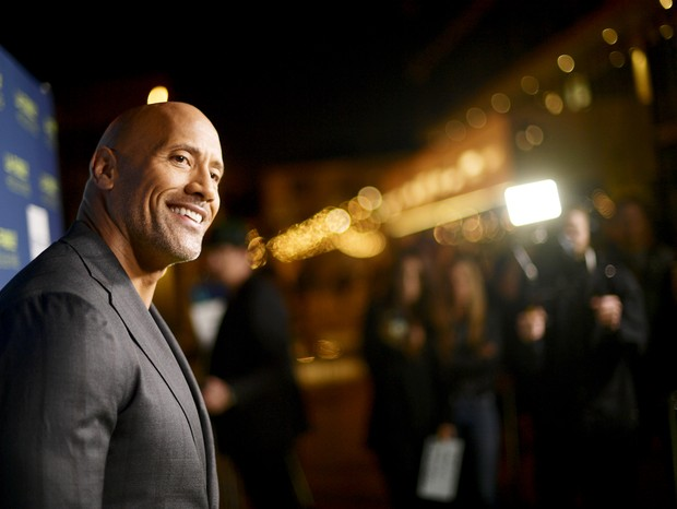 Dwayne Johnson, o The Rock (Foto: getty images)