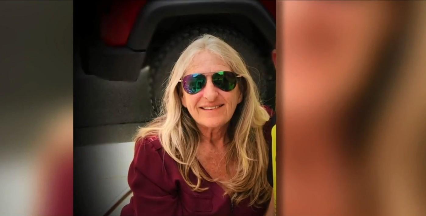 Sharon Larson morreu por causa da sepse, complicação ocasionada por infecção (Foto: Reprodução/WTMJ-TV)