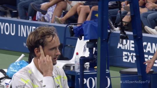 Em busca do tetra no US Open, Rafael Nadal encara Medvedev, vilão e sensação em Nova York