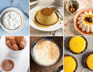 Aprenda o passo a passo para preparar 12 sobremesas clássicas