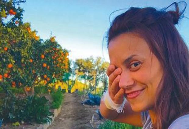 A ex-BBB Angélica Morango (Foto: Reprodução/Instagram)