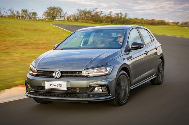 Volkswagen Polo GTS será lançado no início de 2020 (Foto: Divulgação)
