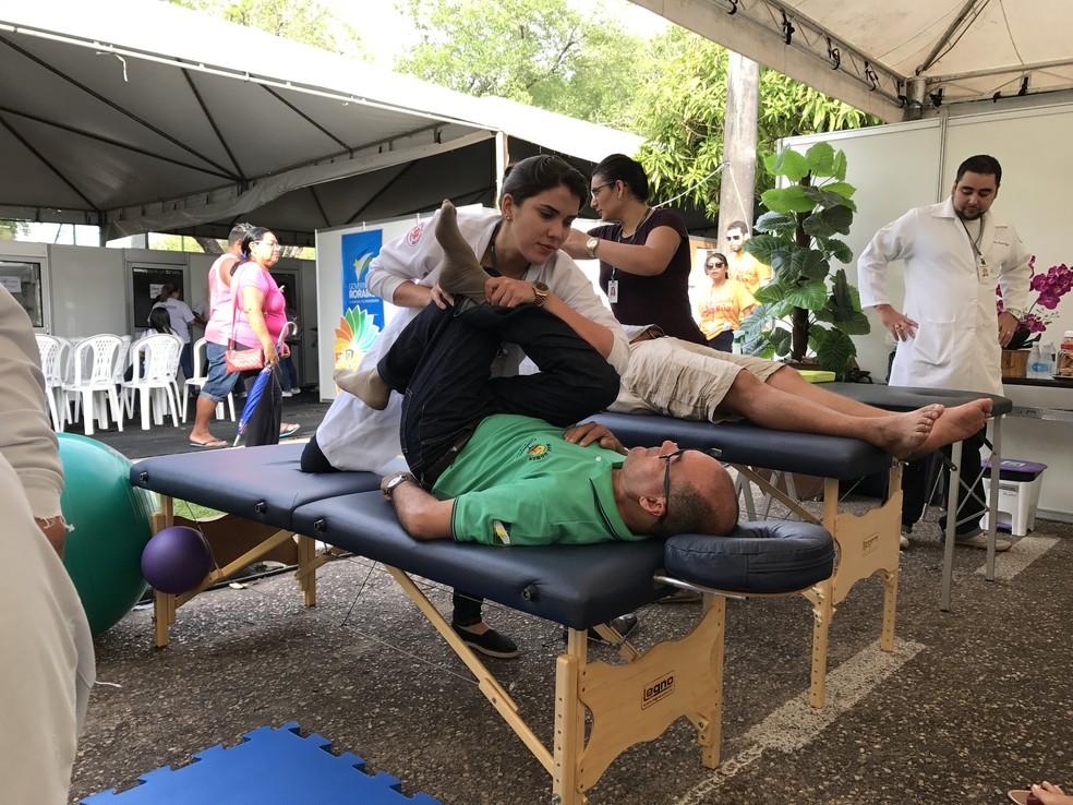-  Sine oferta uma vaga para fisioterapeuta, em Macapá  Foto: Inaê Brandão/G1 RR
