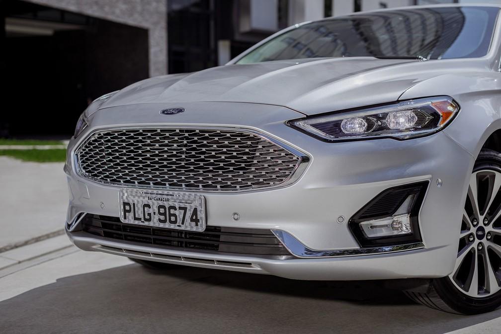 Ford Fusion 2019 — Foto: Divulgação