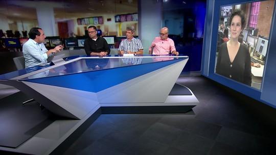 """Jornalista elogia atuação de Fernandinho contra Liverpool: """"No City ele é impecável"""""""