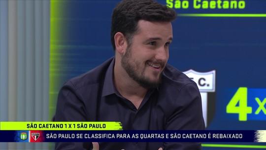 """Após entrevista de Hudson, Raphael Rezende analisa o São Paulo: """"Não se planejou"""""""