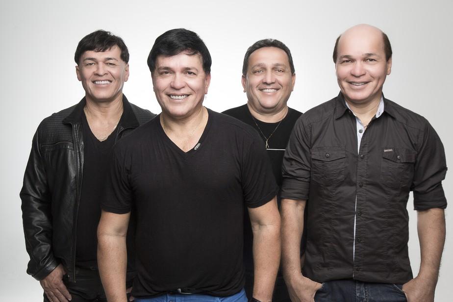 Banda Grafith comemora 30 anos com show na Arena das Dunas
