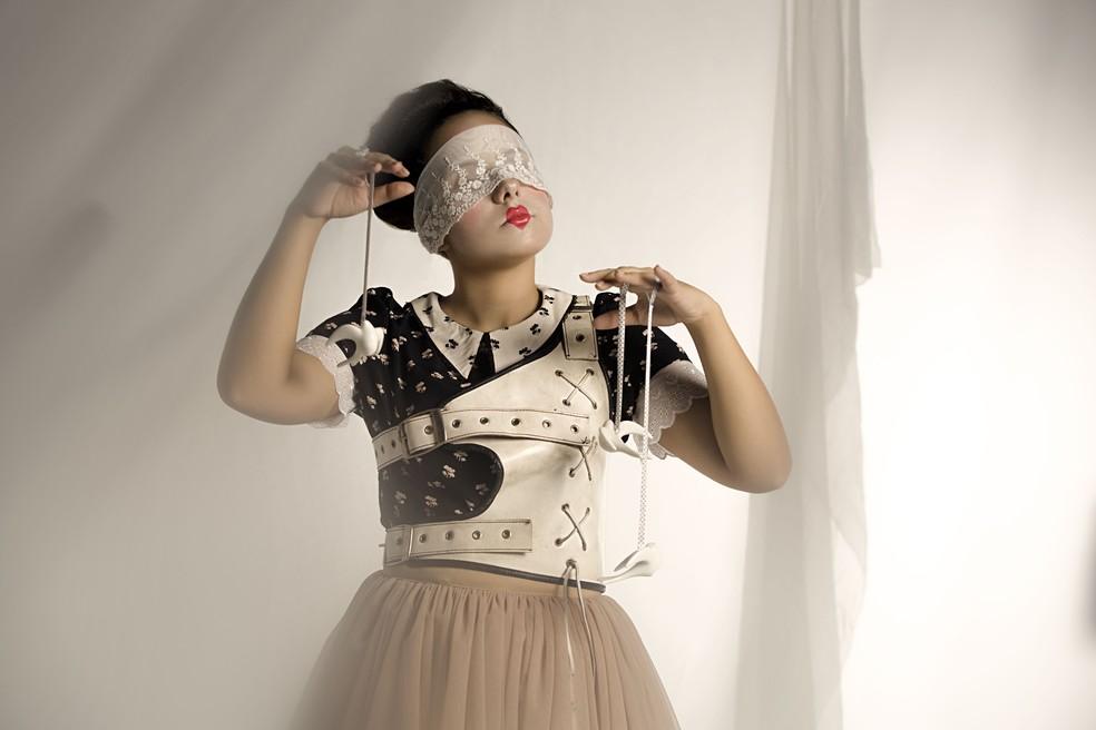 Ensaio fotográfico mostra moda inclusiva para pessoas com deficiência — Foto: Como Será?
