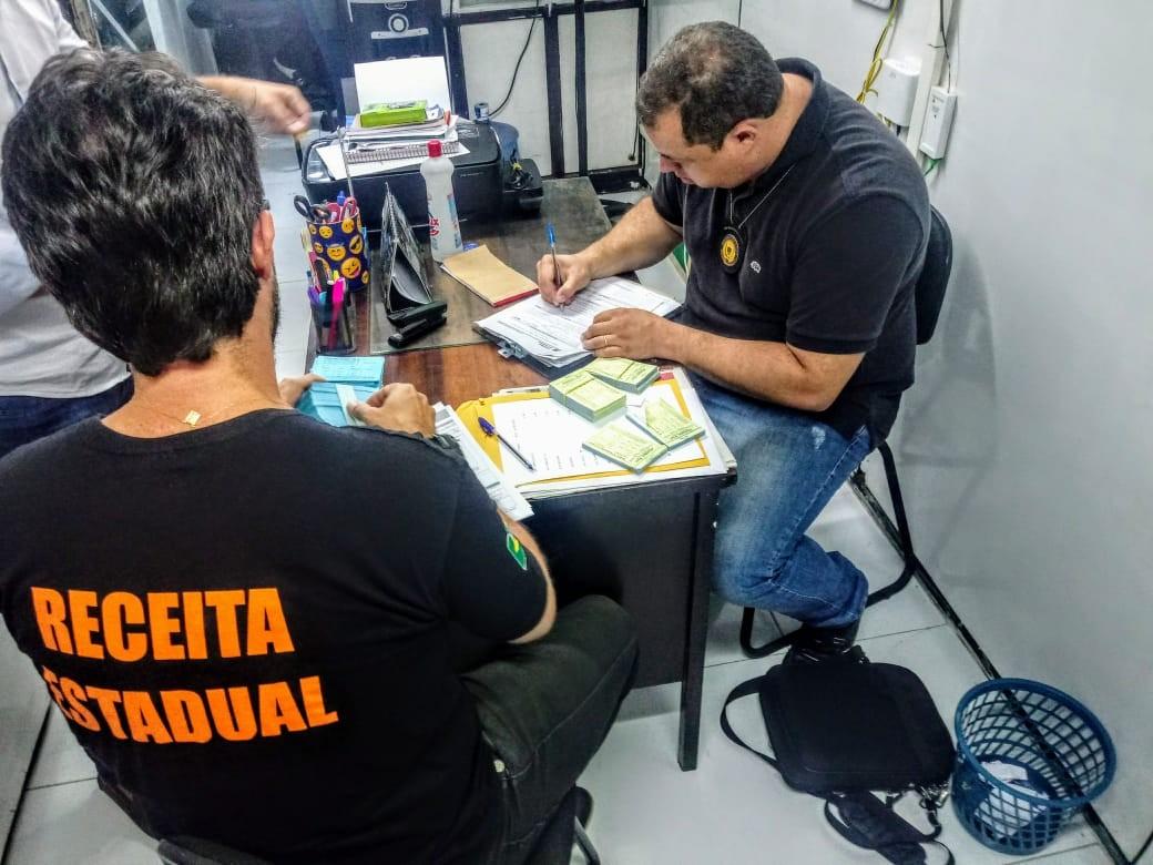 Operação investiga esquema de sonegação fiscal no transporte rodoviário na PB - Notícias - Plantão Diário