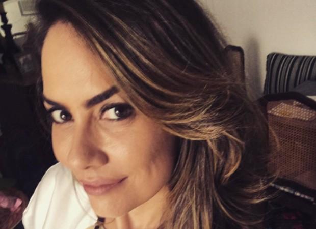 Adriana Prado vive Hanna em Apocalipse (Foto: Reprodução/Instagram)