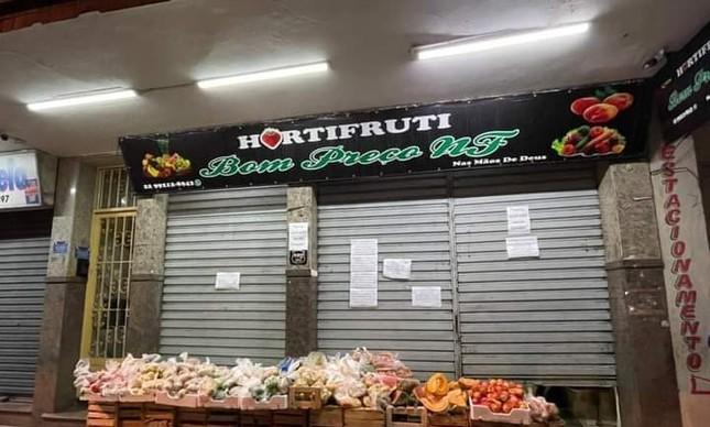 Hortifruti Bom Preço, de Friburgo, oferece alimentos gratuitos para quem passa fome