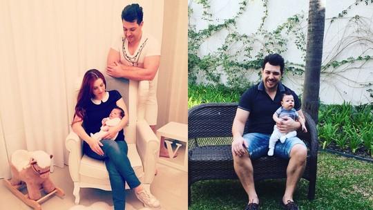 Ex-BBB Cézar Lima faz tour pelo quarto do filho: 'O estilo é clássico'