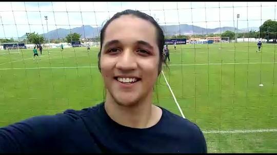 Fortaleza se reapresenta com reservas no campo e titulares na academia