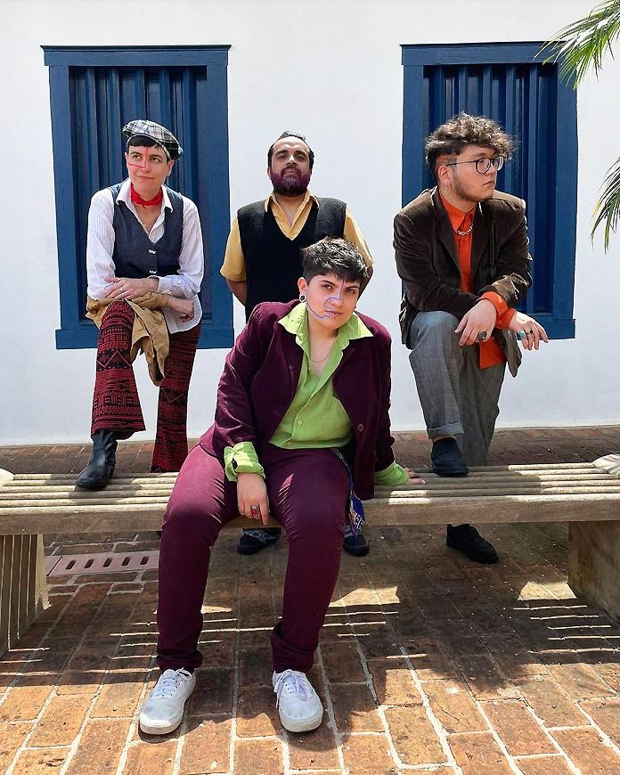 Banda Eugênio cruza MPB e indie rock em álbum que inaugura selo de Martin Mendonça, guitarrista de Pitty