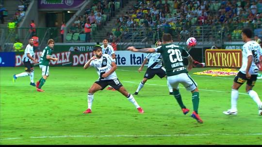 Carlos Eduardo passará por exame e pode aumentar lista de desfalques do Palmeiras