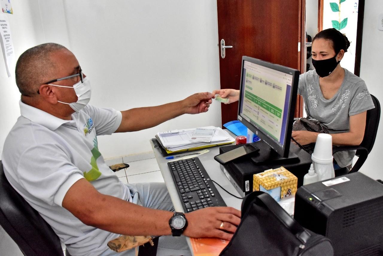 Semcas reforça recadastro de beneficiários do CadÚnico em São Luís