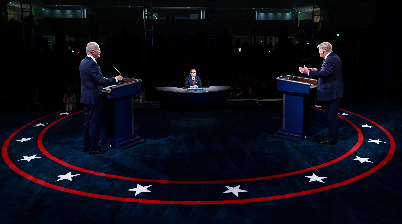 Pandemia, impostos, florestas no Brasil: veja frases de Trump e Biden no 1º debate entre os candidatos a presidente dos EUA