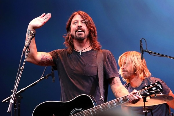Dave Grohl (Foto: Getty Images)
