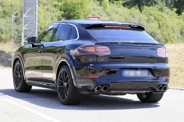 Porsche Cayenne Coupé (Foto: divulgação)
