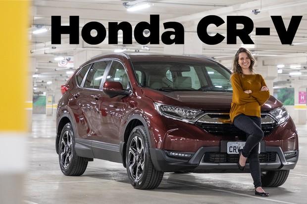 Vídeo: Honda CR-V Matéria (Foto: Autoesporte)