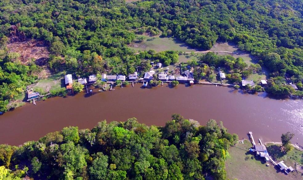 Caso sejam certificadas, as 19 comunidades se integram à Tapeireira e se tornarão o maior quilombo do Amapá — Foto: Gabriel Penha/GEA/Divulgação