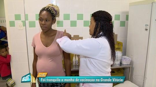 Dia D contra a gripe mobiliza vacinação em postos de saúde do ES