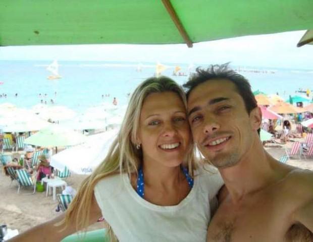 Graciele e Leandro: madrasta e pai de Bernardo são acusados pelo crime (Foto: Reprodução Facebook)